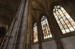 """Kutna Hora, †de la República Checa """"31 de diciembre de 2016: Cristal de colores Fotografía de archivo"""