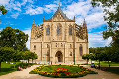 Kutna Hora Royalty Free Stock Photography