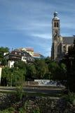 Kutna Hora historisk stad Royaltyfria Bilder