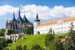 Kutna Hora, República Checa Fotografía de archivo libre de regalías