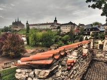 KUTNA HORA - repubblica Ceca 2019 immagine stock