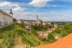 Kutna Hora, site d'héritage de l'UNESCO, Bohême centrale, République Tchèque Photographie stock
