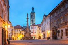 Kutna Hora, Tsjechische Republiek Stock Afbeeldingen