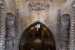 Kutna Hora, Unesco dziedzictwa miejsce, Środkowa cyganeria, republika czech Zdjęcia Stock