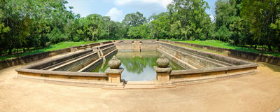 Kuttam Pokuna (Twin Ponds) Stock Image
