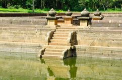 Kuttam Pokuna (Twin Ponds) Royalty Free Stock Images