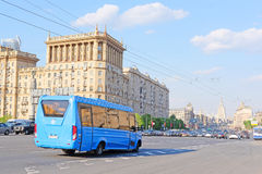 Kutuzov Prospect Royalty Free Stock Photography