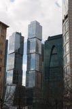 Kutuzovsky远景,莫斯科,俄国联邦城市,俄罗斯联邦,俄罗斯 库存图片