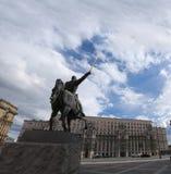 Kutuzovsky远景,莫斯科,俄国联邦城市,俄罗斯联邦,俄罗斯 库存照片