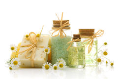 Kuuroord en aroma Stock Fotografie
