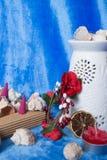 Kuuroord en Aromatherapie Stock Foto