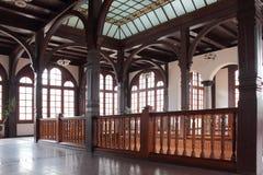 Kuuroord in Szczawno Zdroj Royalty-vrije Stock Foto