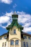 Kuuroordstad Zinnowitz Royalty-vrije Stock Foto's