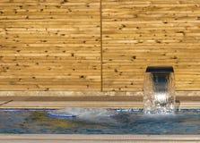 Kuuroordwatergeneeskunde Royalty-vrije Stock Afbeelding