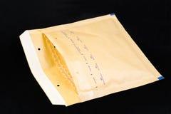 Kuvert för bubblaomslag Royaltyfria Bilder