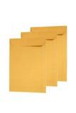 kuvertpapper Arkivfoto