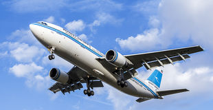 Kuwait Airways Passenger Aircraft. Airbus A300-600 Royalty Free Stock Photography