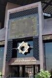 Kuwait börs Arkivbilder