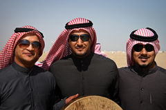 Kuwait: Band of brothers Stock Photography