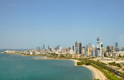 Kuwait City Foto de Stock