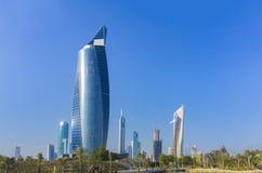 Kuwait City Lizenzfreie Stockfotos