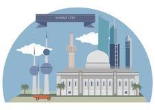 Kuwait City, Kowéit Images libres de droits