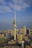Kuwait del cielo Imagenes de archivo