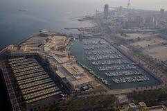 Kuwait del cielo Foto de archivo