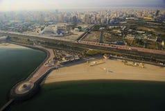 Kuwait del cielo Fotos de archivo