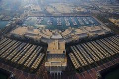 Kuwait del cielo Imágenes de archivo libres de regalías