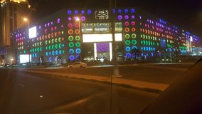 Kuwait malls Stock Images
