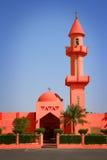 Kuwait: Mezquita rosada Fotos de archivo