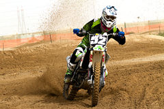Kuwait motorcross Stock Photos