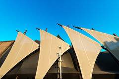 Kuwait Pavilion - Expo Milano 2015 Royalty Free Stock Photo