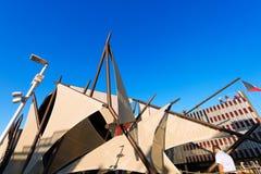 Kuwait Pavilion - Expo Milano 2015 Stock Image