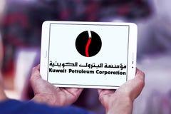Kuwait petroleum corporation, KPC logo Stock Images
