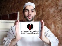 Kuwait petroleum corporation, KPC logo Royalty Free Stock Image