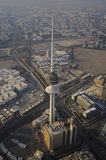 Kuwait from the Sky. Kuwait city from the sky Stock Image