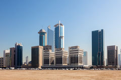 Kuwait-Stadt, Mittlere Osten Lizenzfreies Stockbild