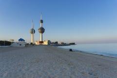Kuwait Tower Royalty Free Stock Photos