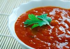 Kuwaiti Tomato Sauce Stock Image