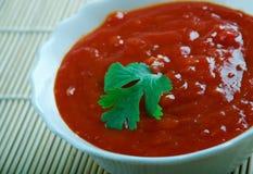 Kuwaiti Tomato Sauce Royalty Free Stock Images
