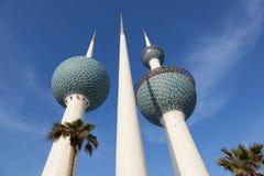 Kuwejt Góruje Obraz Stock