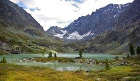 Kuyguk озера Стоковые Изображения