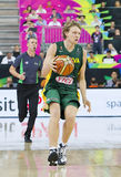 Kuzminskas of Lithuania Stock Image