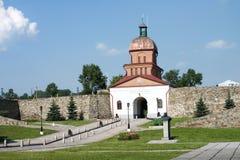 Kuznetsk-Festung Lizenzfreie Stockfotografie