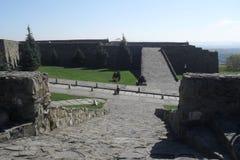 Kuznetsk fortress royalty free stock images