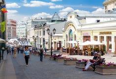 Kuznetsky mest Royaltyfri Fotografi