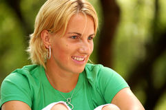Kuznetsova Svetlana Russian Star Stock Photography