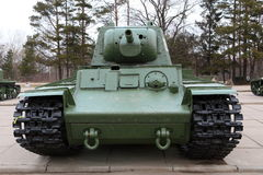 Kv-1 Foto de Stock Royalty Free